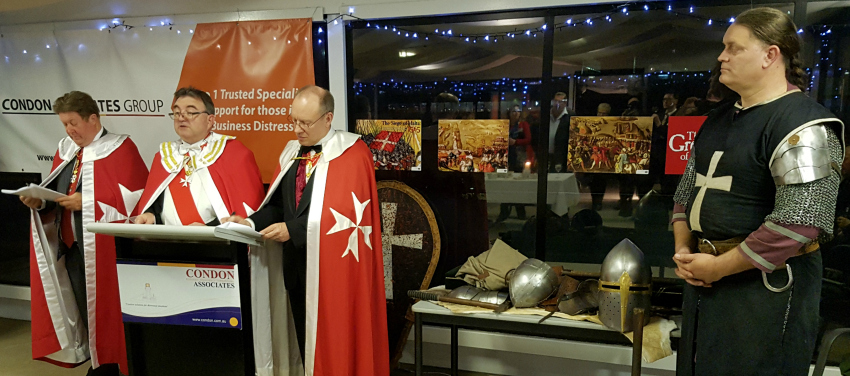 The Siege of Malta Charity and History Evening (September 2016)